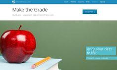 wordpress lanza classrooms para que maestros y profesores tengan su sitio web