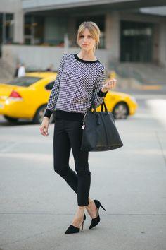 NYC Street Style 2014 fashionmagazine