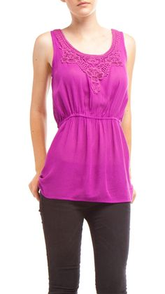 Beautiful top, love the color! $ 24