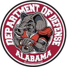 Yes...Roll Tide!                                                                                                                                                                                 More