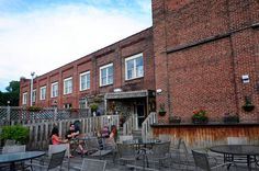 Take a #FallinPA road trip to one of the  largest microbrewery/brewpubs in the nation and the first brewery in the state of Pennsylvania! Taste one of Appalachian Brewing Company's 22 year-round and seasonal craft brews, sample their homemade craft soda and even catch a live music show while you're there!