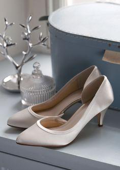 Abbie, Bridal Shoes - Bruidsschoenen - Brautschuhe