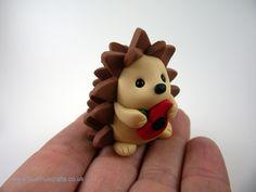 Little Poppy Hedgehog
