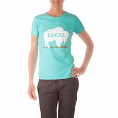 Women's Local Short Sleeve T-Shirt #MountainKhakis #local #tshirt
