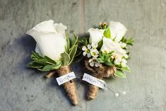 Great boutonnieres