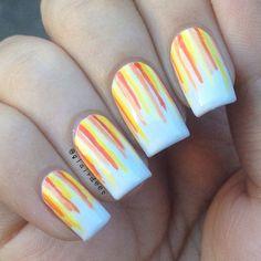 Instagram photo by glairdees  #nail #nails #nailart