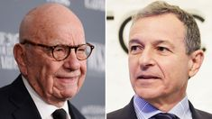 Disney Fox huddle with bankers as deal talks progress
