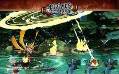 Aventure-se no misterioso Oriente, onde o mundo está mergulhado em caos. Você pode salvar a terra da destruição?