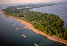Great Lakes Beaches: Presque Isle State Park, Lake Erie, Pennsylvania