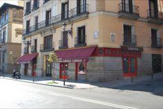 Casa Ciriaco en Madrid