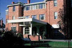 Albury Base Hospital 1972