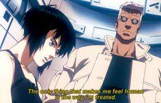 Motoko Kusanagi - Ghost in the Shell (1995)