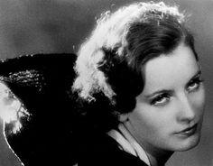 """The Torrent,"" Greta Garbo."