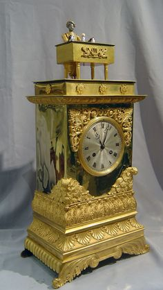 Lenzkirch balcony german wall clock with brass fittings for Balcony meaning in english