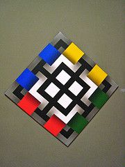 Arte Colombiano Illusion Art, Optical Illusions, Abstract Art, Projects To Try, 3d, Pinterest Decorating, Geometric Art, Sculpture, Palmyra