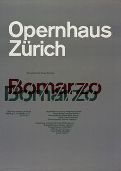Swiss Graphic Design by Josef Müller-Brockmann