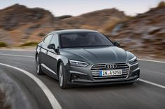 New Audi A5 and S5 Sportback  official pictures...
