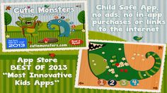 Cutie Mini Monsters by Paul Smith gone Free