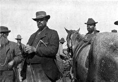 Peter De Wet, Boer General Date 1900