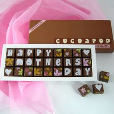 'Happy Mothers Day' Box of Chocolates