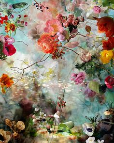 Etude pour un après-midi, picture from the series Distorted Nature by Isabelle Menin, artist of category FINE WORKS at photo art editions LUMAS Art Floral, Abstract Flowers, Flower Pictures, Botanical Art, Fine Art Photography, Flower Art, Fine Art Prints, Illustration Art, Artwork