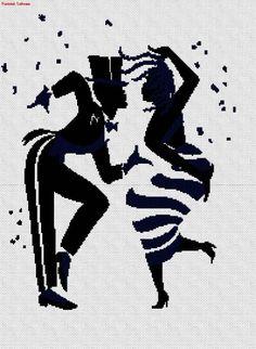 Bailarines I