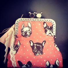 Little purse by CarlaLluna Coin Purse, Wallet, Purses, Totes, Handbags, Purse, Bags, Diy Wallet, Coin Purses