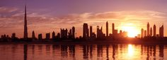 Dubai Skylines | So grateful to have lived in this city.