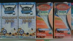 Organic Coconut and Almond Milk in Cartons Not a Healthy Buy by SARAH, THE HEALTHY HOME ECONOMIST on JANUARY 17, 2012