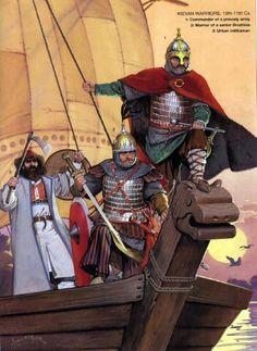 Kievan Rus Warriors 10-11th C.
