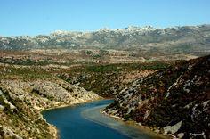 River Zrmanja - Croatia
