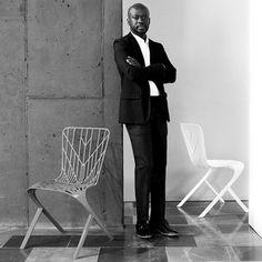 La colección Washington, es la primera colección de mobiliario por el arquitecto británico David Adjaye, en la cual transforma su visión arquitectonica y escultural en objetos de hogar y oficina.