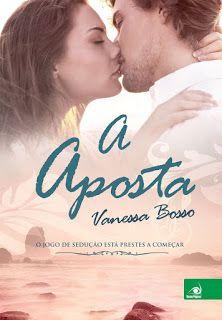 57/54 -  A Aposta - Vanessa Bosso. A Brazilian novel. Quite good. I liked