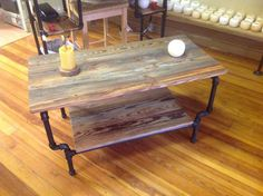 Hey, I found this really awesome Etsy listing at https://www.etsy.com/listing/232640653/black-pipe-coffee-table