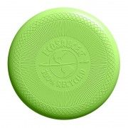 Green toys frisbee, from recycled plastics