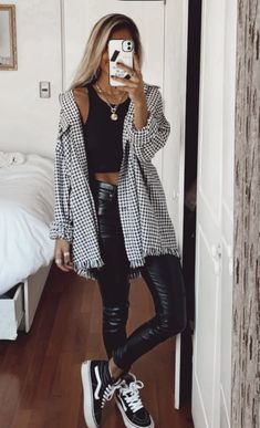 Cute Comfy Outfits, Casual Fall Outfits, Winter Fashion Outfits, Fall Winter Outfits, Trendy Outfits, Cold Day Outfits, Urban Fashion, Look Fashion, Winter Mode