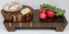 The Wooden Palate - shop with beautiful boards, bowls and more