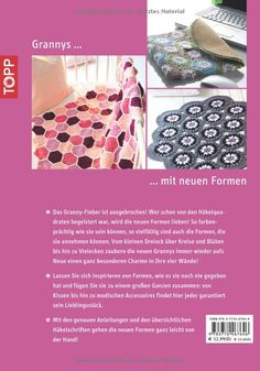 Granny Squares auf andere Art: Neue Formen,neue Häkelideen: Amazon.de: Béatrice Simon,Barbara Wilder: Bücher