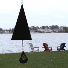 Enjoy the sound of the sea at home with a buoy bell. Each bell is carefully made to recreate the distinctive chime from various buoy bell locations along both coasts. The bells are made in Maine from recycled steel and built to last for at least 20 years of sea-inspired sound. Medicine Organization, Long Island Sound, Boat Slip, North Country, Outdoor Paint, Metal Projects, Autumn Garden, Unique Home Decor