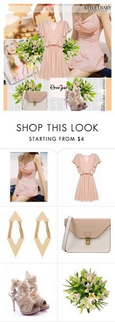 """Rosegal  38"" by followme734 ❤ liked on Polyvore featuring 8 and rosegal"