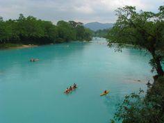 Laguna de Agua Clara Chiapas Mexico