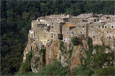 Oh Calcata, Italy... I hope to see you before i die