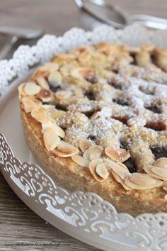 Dessert Cake Recipes, Sweets Cake, Sweets Recipes, Apple Recipes, Italian Desserts, Italian Recipes, Torte Cake, Sweet Pie, Something Sweet