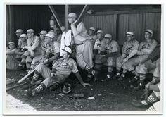 1935: St. Louis Cardinals spring training
