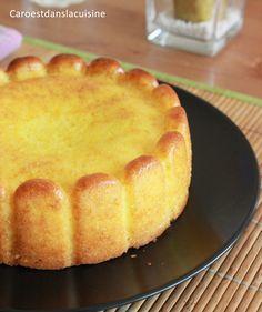 Recette : Gâteau au citron
