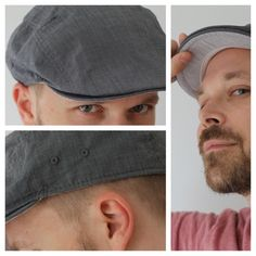 Dapper Stuff: Goorin Bros. Flat Cap  Every man needs a good hat for spring & summer.