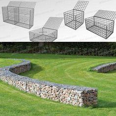 Gabion - cage métallique