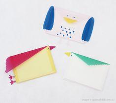 Coolest envelopes ever!