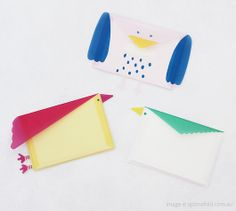 Coolest envelopes ever!
