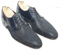 Scarpe da sposo, scarpe da cerimonia ...perche' gli accessori fanno la differenza... scarpe da matrimonio blu scarpe da sposo blu con vernice